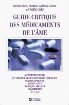 Guide critique des medicaments de l ame